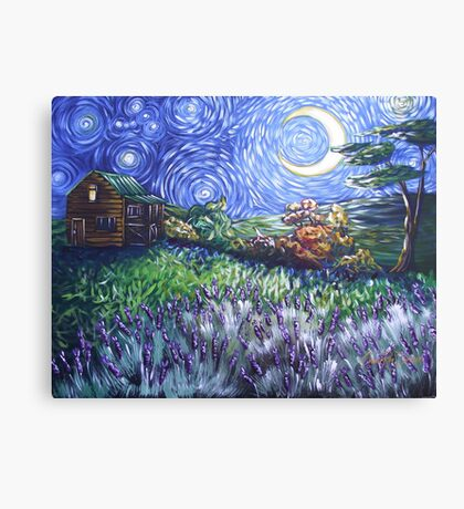 My Sanctuary (Orion in My Sky) Canvas Print