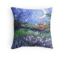 My Sanctuary (Orion in My Sky) Throw Pillow