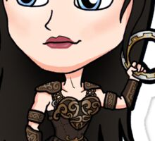 Xena Warrior Princess Sticker