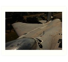 Jet Fighter Image 7897 Art Print