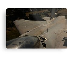Jet Fighter Image 7897 Metal Print