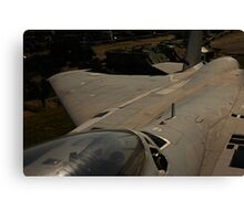 Jet Fighter Image 7897 Canvas Print