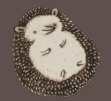 Plump Hedgehog One Piece - Short Sleeve