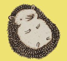 Plump Hedgehog Kids Tee
