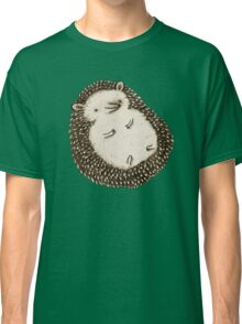 Plump Hedgehog Classic T-Shirt