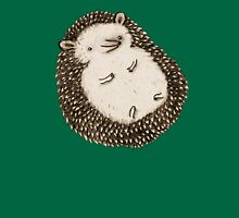 Plump Hedgehog Unisex T-Shirt