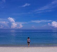The Beach by Jojo Sardez