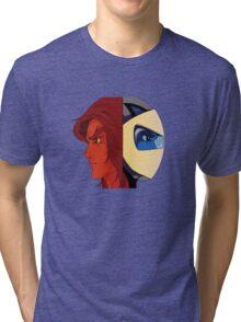 Actarus - Goldrake  Tri-blend T-Shirt
