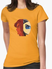 Actarus - Goldrake  Womens Fitted T-Shirt