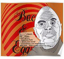 Bacon&Eggs Poster