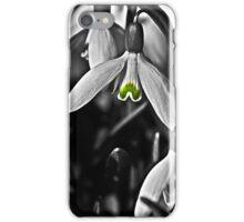 Green Heart iPhone Case/Skin