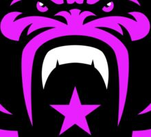 Pink Gorilla Sticker