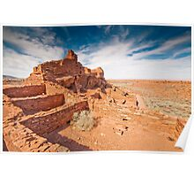 Wupatki National Monument Poster
