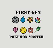 First Generation Pokemon Master T-Shirt