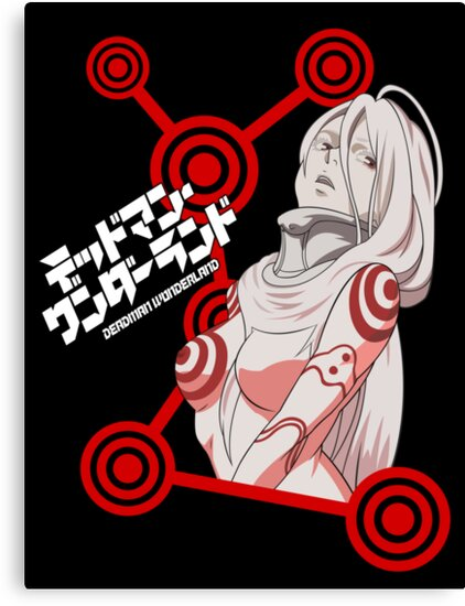 Shiro - Deadman Wonderland by Lemonite