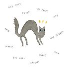 Scaredy Cat by Sophie Corrigan