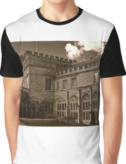 Forde Abbey-Somerset-UK Graphic T-Shirt