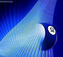 Ten Ball Wave by nineball