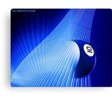 Ten Ball Wave Canvas Print