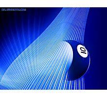Ten Ball Wave Photographic Print