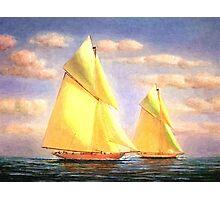 Sailing Adventures Photographic Print