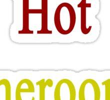 I Love My Hot Cameroonian Husband  Sticker