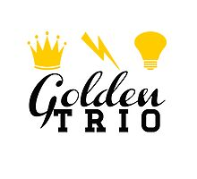 The Golden Trio by Hunter Bustamante