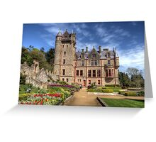Belfast Castle & Grounds Greeting Card