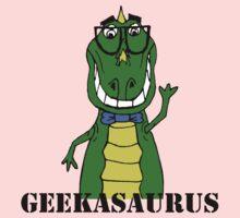 GEEKASAURUS COLOUR One Piece - Long Sleeve