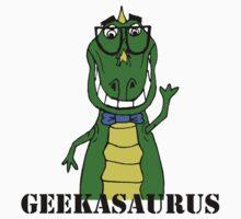 GEEKASAURUS COLOUR Kids Clothes