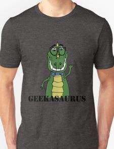 GEEKASAURUS COLOUR Unisex T-Shirt