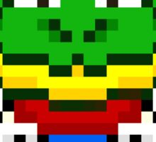 Slippy Toad - Star Fox Team Mini Pixel Sticker