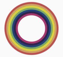 Circle Rainbow by Ommik