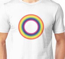 Circle Rainbow Unisex T-Shirt