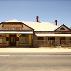Old General Store - Clare, South Australia by littleredfez