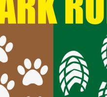 Canicross Achievement | Park Run Sticker