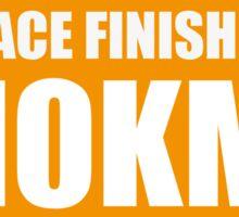 Canicross Achievement | 10km Race Sticker