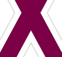 Multiple Myeloma Awareness ribbon Sticker