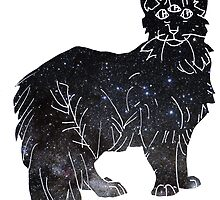starfield psychic cat [1] by HiddenStash