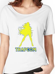 Trapcom Women's Relaxed Fit T-Shirt