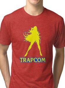 Trapcom Tri-blend T-Shirt