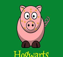 Hog(with)warts by Jitster