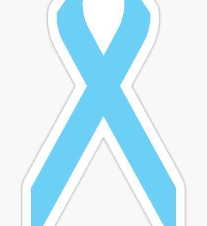 Prostate Cancer Awareness ribbon Sticker