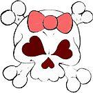 Girly Skull '15 by sensameleon