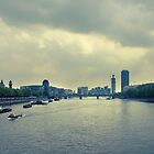 River Thames by Svetlana Sewell