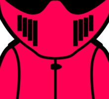 The Stig - Pink Stig Sticker
