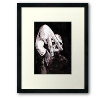 Slash Two! Framed Print