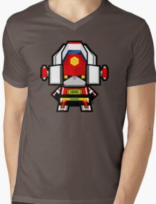 Mekkachibi Tosho Daimos Mens V-Neck T-Shirt