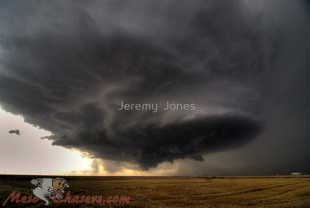 LP SuperCell! by Jeremy  Jones