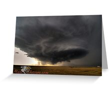 LP SuperCell! Greeting Card